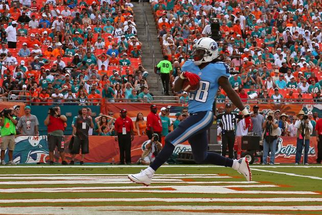 Tennessee Titans vs. Miami Dolphins: Winners for the Titans