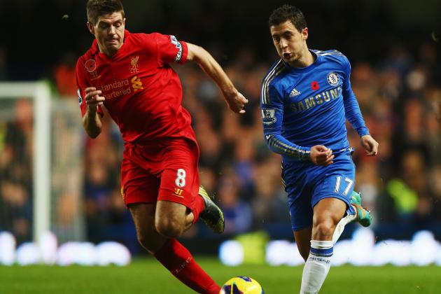 Chelsea vs. Liverpool: 6 Things We Learned in 1-1 Draw