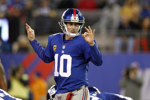 How Do the New York Giants Fit into the NFC Playoff Picture After Week 10?