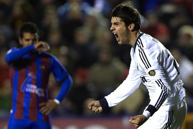 Levante vs. Real Madrid: 6 Things We Learned