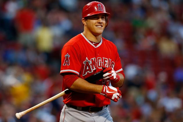Mike Trout and the Most Dominant Rookie of the Year Award Winners of All-Time