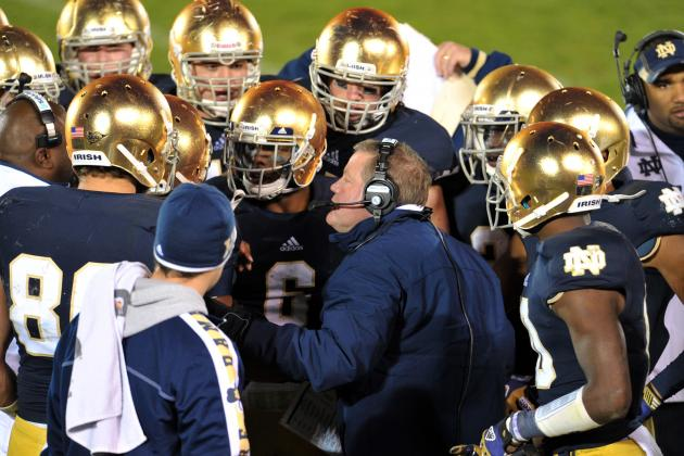 Notre Dame Football: Power Ranking Irish's Ideal BCS Matchups