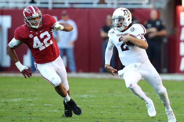 Alabama Football: Winners and Losers from the Week 11 Game vs. Texas A&M
