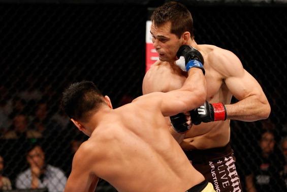 UFC on Fuel 6: 5 Fights to Make After Franklin vs. Le