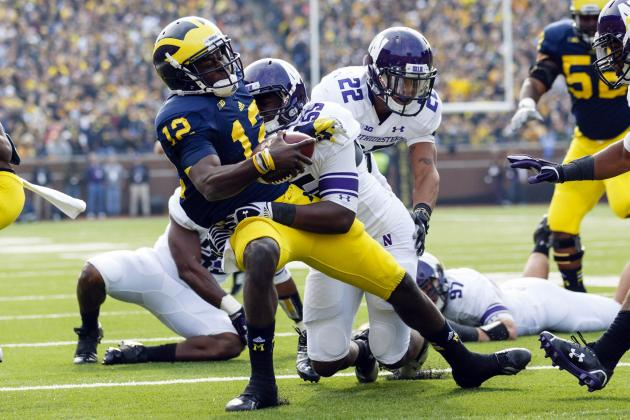 Michigan Football: Winners & Losers from the Week 11 Game vs. Northwestern