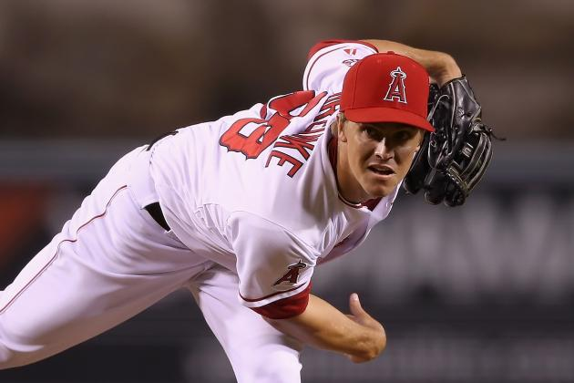 Zack Greinke Rumors: Ranking Suitors' Chances of Landing the Ace Pitcher