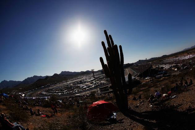NASCAR: 5 Lessons We Learned from Sunday's AdvoCare 500 at Phoenix