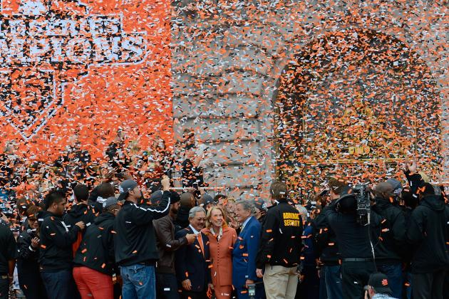 San Francisco Giants: 4 Players Most Undeserving of a World Series Ring in 2012