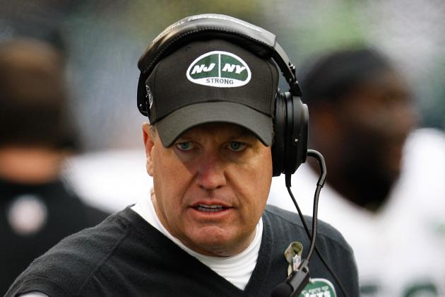 New York Jets: Breaking Down the Adjustments Rex Ryan Must Make to Save His Job