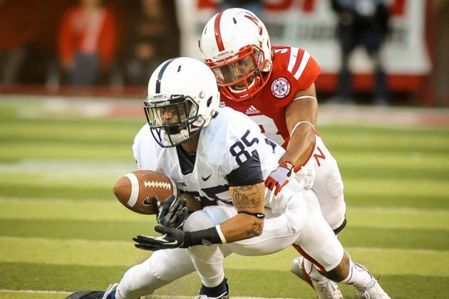 Nebraska Football: Grading All 22 Starters from the Penn State Game
