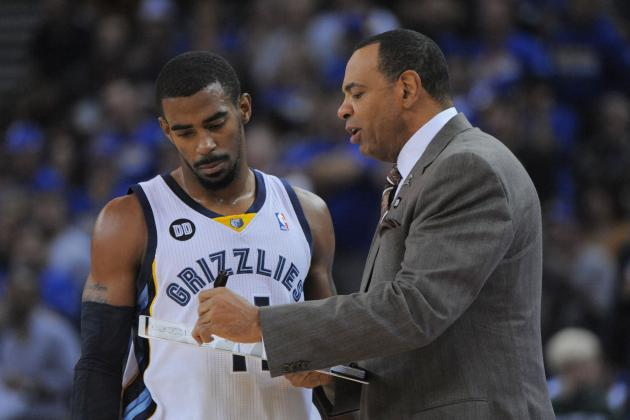 5 Changes Coach Lionel Hollins and Memphis Grizzlies Must Make ASAP