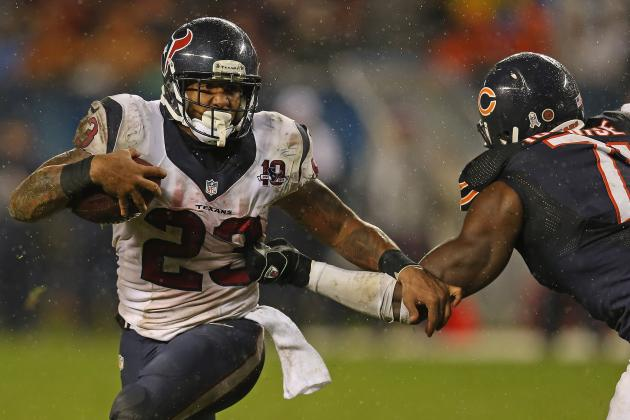 Houston Texans vs. Chicago Bears: Winners and Losers