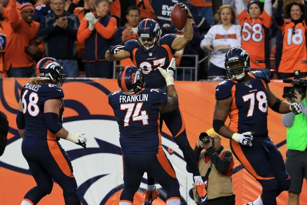 Denver Broncos:  Biggest 2013 NFL Draft Needs Through Week 14