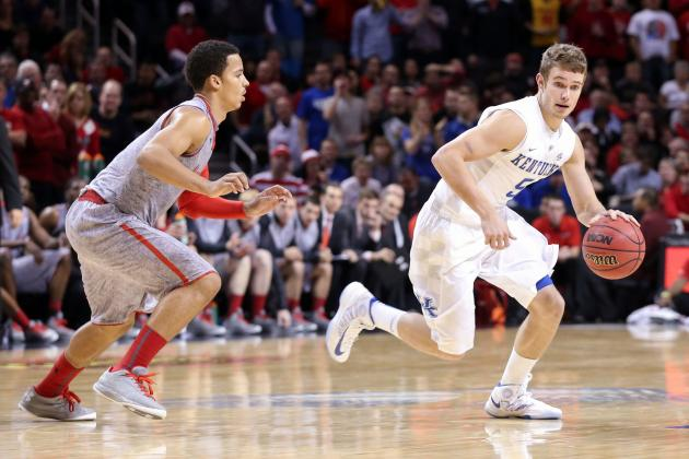 Kentucky Basketball: What Can We Expect from Jarrod Polson Moving Forward?