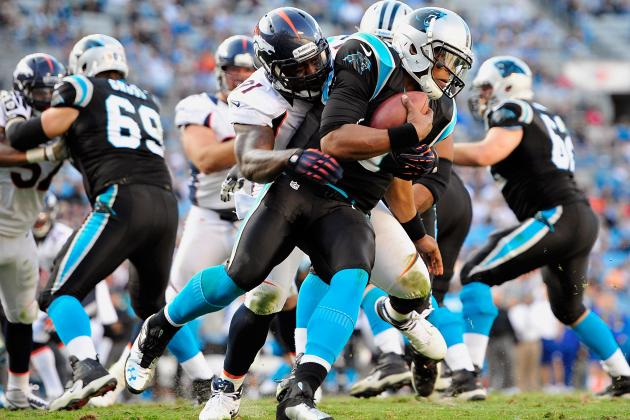 Broncos vs. Panthers: 5 Things We Learned from Carolina's Loss
