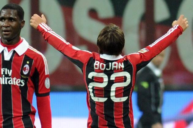 5 Reasons to Believe Bojan's Best Is Yet to Come for AC Milan
