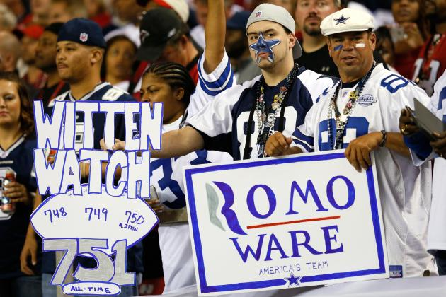 10 Reasons the Cowboys Have the Best Fans in the NFL