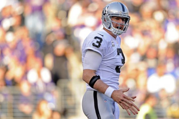 Oakland Raiders: Analyzing the Team's Main Weaknesses Heading into Week 11