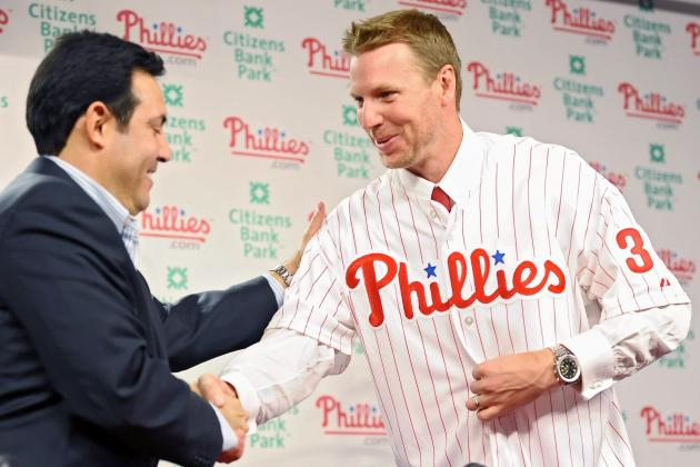 25 Greatest Philadelphia Phillies Offseason Moves of All Time