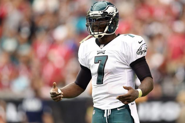 How Does Michael Vick's Absence Affect Other Eagles' Fantasy, Roster Values