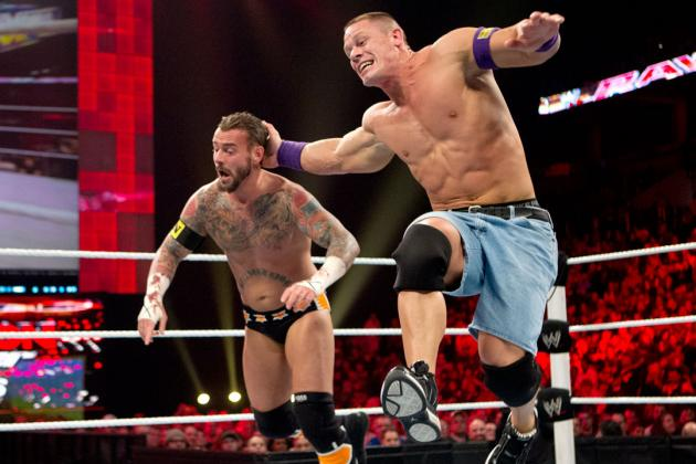WWE Survivor Series 2012: 5 Reasons John Cena Will Smash Punk and Ryback
