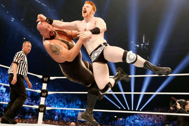 WWE Survivor Series 2012: 10 Things to Know About the Big Show-Sheamus Match