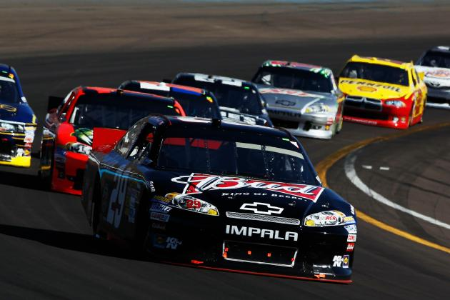 NASCAR Power Rankings: Top 20 Drivers Coming out of Phoenix