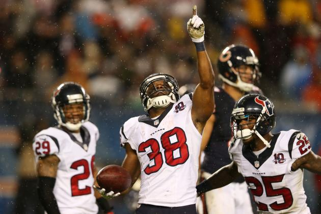Projecting Odds for Every Playoff Seed for the Houston Texans