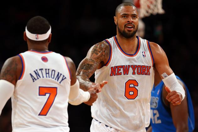 5 Things We Learned from the New York Knicks in Week 2