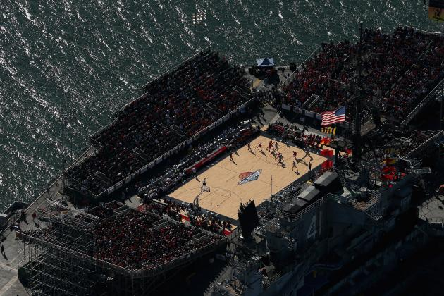 College Basketball: 20 Greatest Images from Opening Weekend