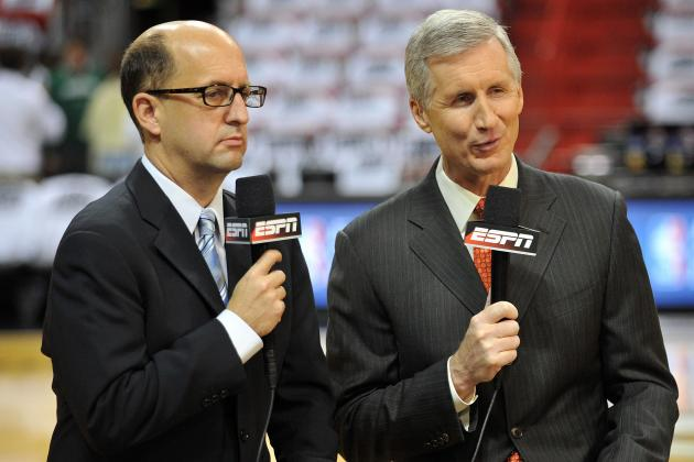 NBA Rankings: The Top 5 NBA Commentating Duos Today
