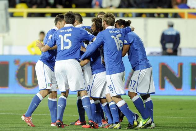Italy vs. France: Predicting the Two Starting XIs for International Friendly