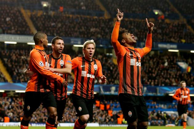 Shakhtar Donetsk: Could the Ukrainian Powerhouse Win the English Premier League?