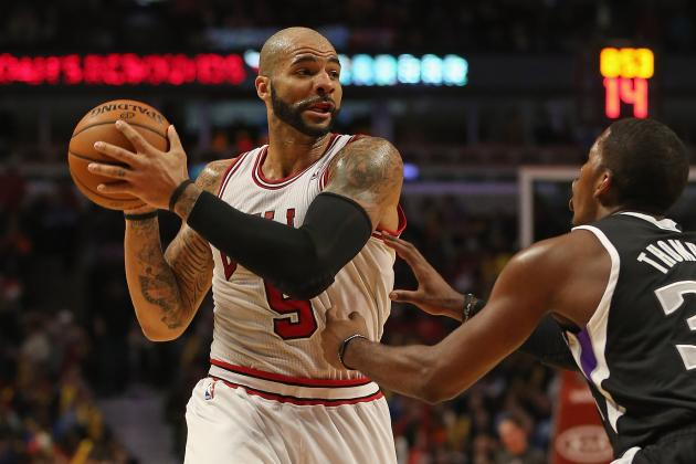 3 Chicago Bulls Who Are Completely Wilting Without Derrick Rose