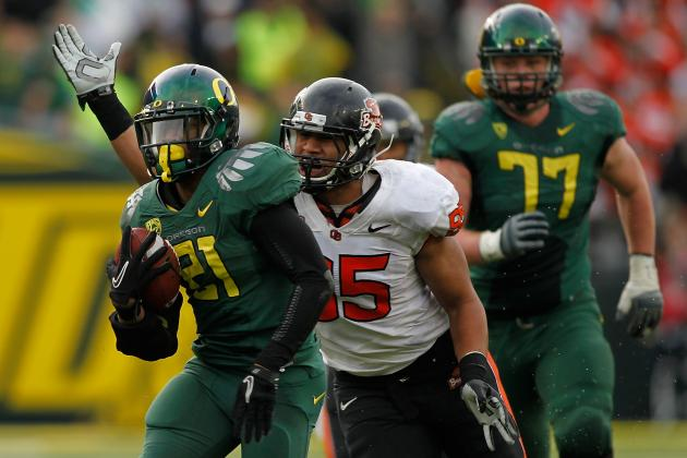 Oregon vs. Oregon State: Complete Game Preview