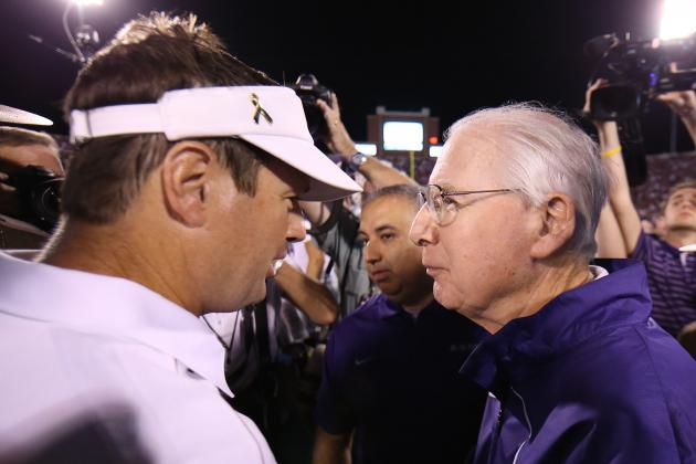 Big 12 Football: Ranking the Conference Head Coaches