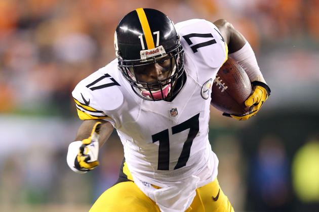 Power Ranking Top Landing Spots for Mike Wallace in 2013