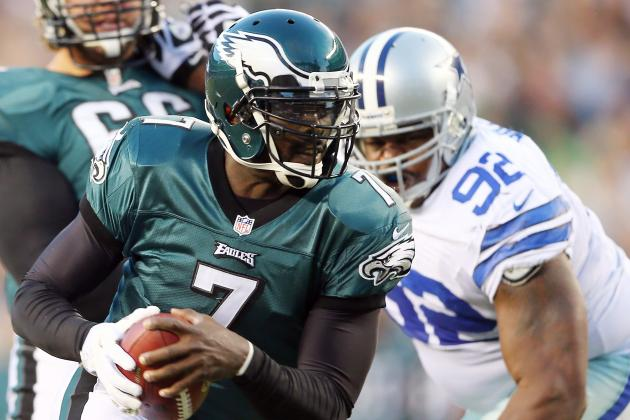 Breaking Down Areas Where Eagles' Tailspin Is Beyond Michael Vick's Control