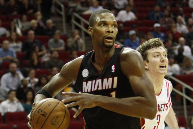 5 Reasons Why Chris Bosh Is Thriving at Center for the Miami Heat