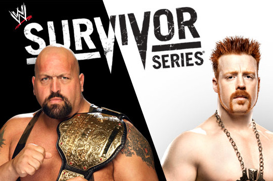 WWE Survivor Series 2012: 4 Reasons Sheamus Will Smash Big Show