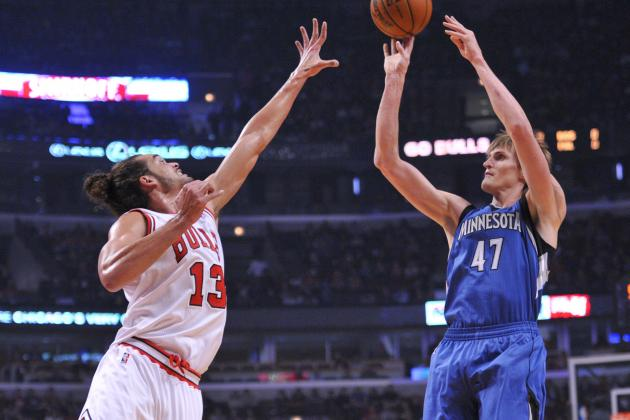 Andrei Kirilenko and 5 Minnesota Timberwolves Carrying Team Through Injury Woes