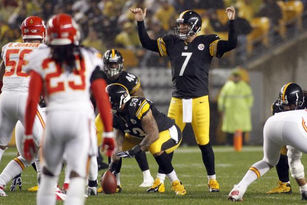 Steelers vs. Chiefs: Pittsburgh's Biggest Winners and Losers from Week 10