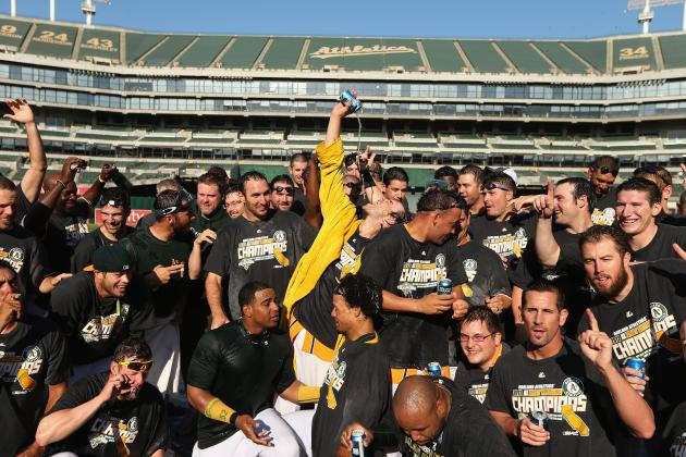 Oakland A's: 10 Highlights of a Magical 2012 Season for the A's