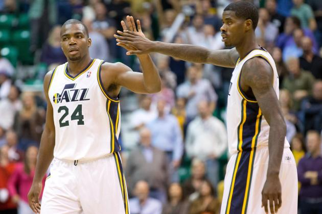 Early Report Card Grades for Every Utah Jazz Player