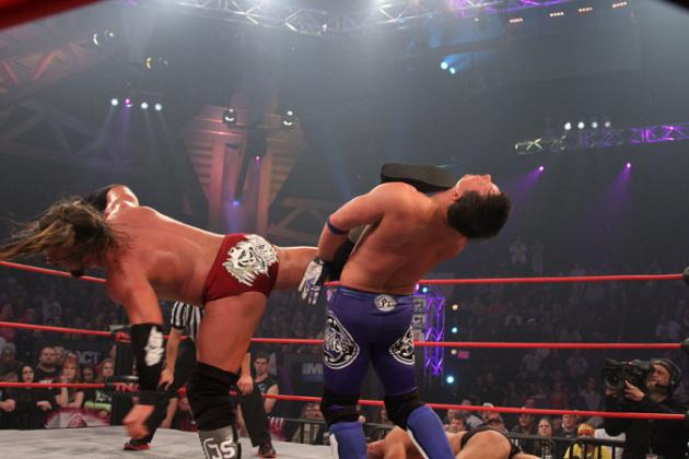 TNA Turning Point: Understanding Defeat for AJ Styles