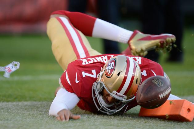 San Francisco 49ers: Grading the Week 10 Tie