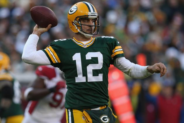 Fantasy Football: Aaron Rodgers Headlines 'Early Guide to Week 11 Success'