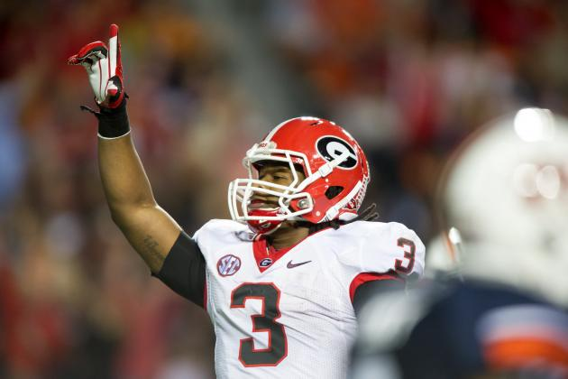 SEC Football: Each Team's 2012 MVP