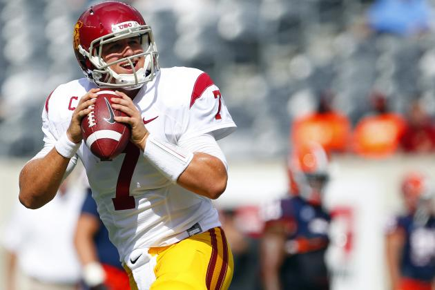 2013 NFL Draft: Power Ranking the Top 5 Draft-Eligible College QBs