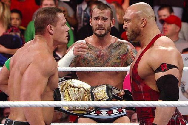 WWE Power Rankings: Breaking Down WWE's Top 25 Superstars for Week of Nov. 11